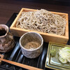 蕎麦屋 此花 - 料理写真:もりそば(大盛り)