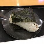 おにぎりのありんこ - こんぶおにぎり(190円)