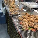 大安食堂 - 料理写真:近鉄百貨店の催事にて