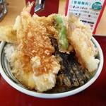 天ぷら食堂おた福 - 料理写真: