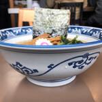 麺彩房 - 丼