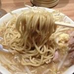 モトミヤ - 自家製太麺