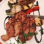 Romanogotanda - 豚肩ロースと色々お野菜のロースト