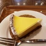 レ サンク エピス - 料理写真:ぼくのチーズケーキ