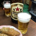 126558859 - ビール(サッポロ赤星)