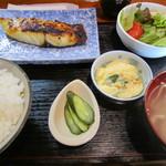 凡 - 目鯛の西京焼ランチ
