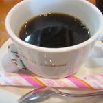 凡 - 食後のサービスコーヒー
