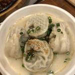 韓国食堂 チャン - マンドゥ