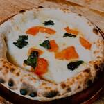 126571544 - 水牛チーズのマルゲリータ