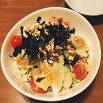 カレー オハナ - きまぐれサラダ