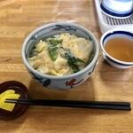 かどや - 料理写真:玉子丼 500円