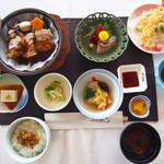 レストラン桂 - 料理写真:桂四季ミニ会席膳【2,400円】