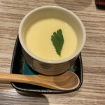 海鮮なごみ屋 - 茶碗蒸し