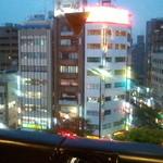 黒田 - 道側の席から見える光景はなかなか満足♪