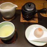宇治香園 - 京都の山奥のお茶[和菓子付き]