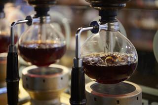 HOKI COFFEE TERRACE - コーヒーサイフォン