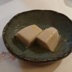 126585377 - 海老芋の炊いたもの