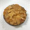 LE CACAOYER - 料理写真:裏面がチョコでコーティングされたアーモンドタルト♡攻撃力とカロリーがパナイ(● ˃̶͈̀ロ˂̶͈́)੭ꠥ⁾⁾