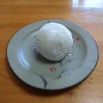 菓子司さかもと - 真っ白