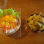 レストラン ディディ - サラダ・ザブジ
