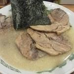 にんにくや - 味噌チャーシューメン 1100円