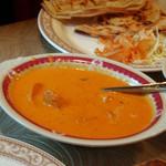 インドレストラン モティ - バターチキン