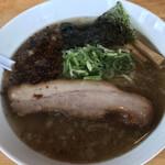 湖麺屋 リールカフェ - 平日限定豚煮干し