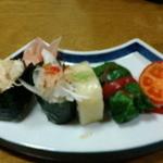 12660316 - 知多の旬による野菜寿司