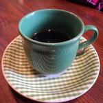 うろんや - コーヒー…少なめ