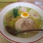 めん屋 笹浪家 - 料理写真:塩ラーメン☆598円♪