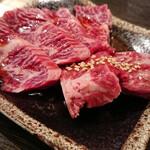 酒を焼肉で いちわ - 和牛ハラミ 1380円