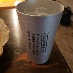 大衆酒場 中村商店 - 久しぶりにレモンサワーを自分の意志で飲む