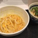 126606175 - ランチセット(レディースサイズ)釜玉&ごましそ丼