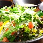 泉州野菜のグリーンサラダ