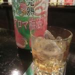 チャータ - 「完熟梅使用 アロマ梅酒」:まろやか&スッキリで、フルーティー♪