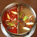 天香回味 - 料理写真:天香回味鍋。これが味わい深くて旨いんデス!!