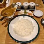 126610560 - 中村屋純印度式カリー(1600円)