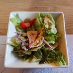 カントリーキッチン - サラダ