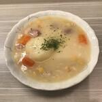 家庭料理 港鶴 - クリームシチュー