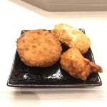 家庭料理 港鶴 - 揚げ物パラダイス