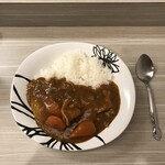 家庭料理 港鶴 - カレーライス(金曜日限定)