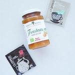 チューズィー - 砂糖不使用の有機フルーツスプレッド(アプリコット)250g¥ 693