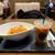 タリーズコーヒー - 料理写真:かにとトマトクリームのパスタセット
