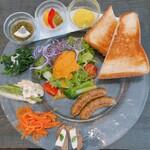 ハーブ カフェ セント ジョンズワート - 料理写真: