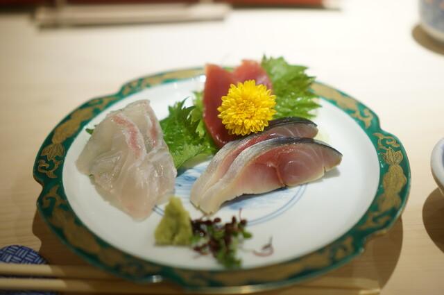 味三昧 中村橋本店の料理の写真