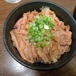 ラゥメン大地 - ちゃうしゅうご飯150円