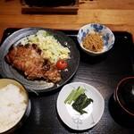 暖 - 生姜焼定食