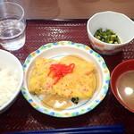 羽生総合病院 患者・家族レストラン - 料理写真: