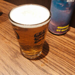 立飲みビールボーイ - summer  dream yuzu IPA ほろ苦くて軽く柑橘。おいしい