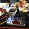 ファミリーレストラン戸田苑 - 料理写真:刺身定食(1,300円)